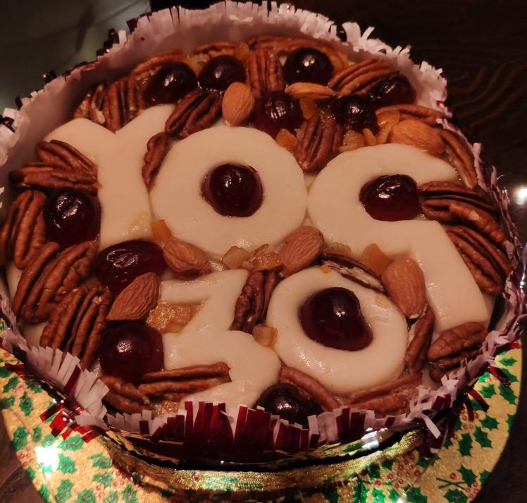 YOG 30th Cake